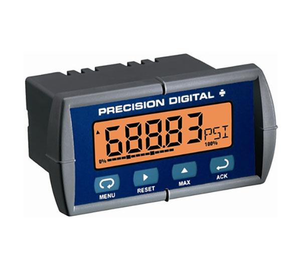 Precision Digital Panel Meters : Precision digital model pd digit loop powered panel