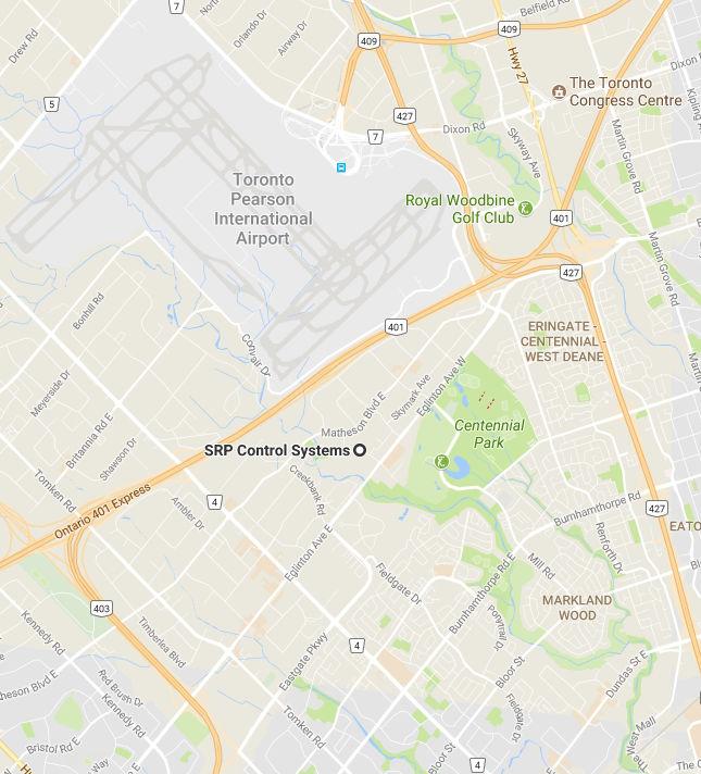MapSRP