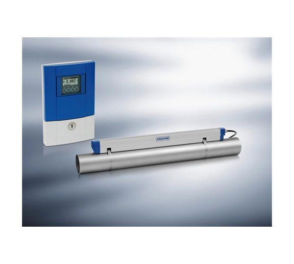 Krohne Optisonic 6300 Ultrasonic Clamp-On Flowmeter