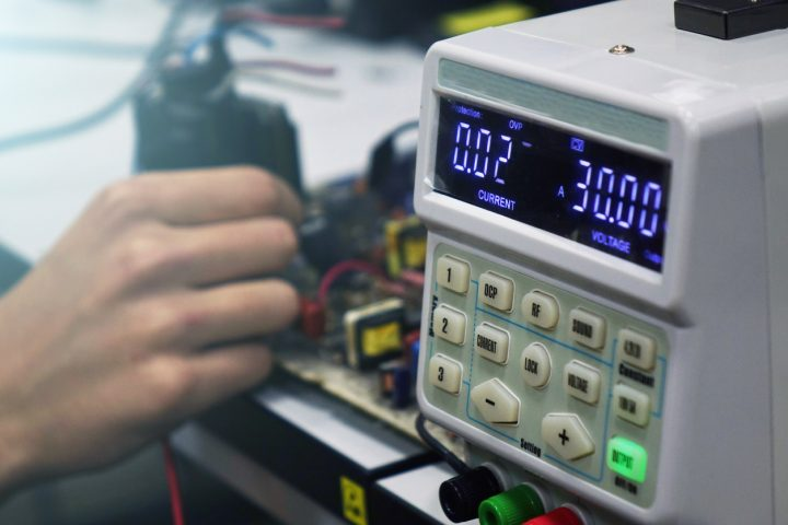 Accredited Calibration Lab